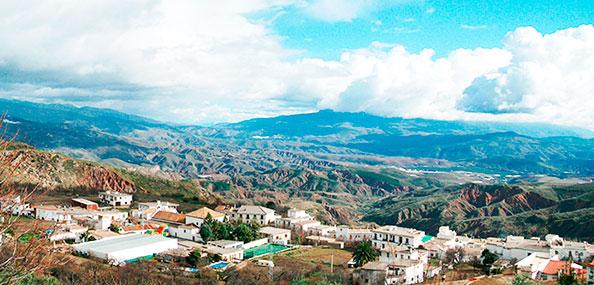 экскурсии Альпухарра
