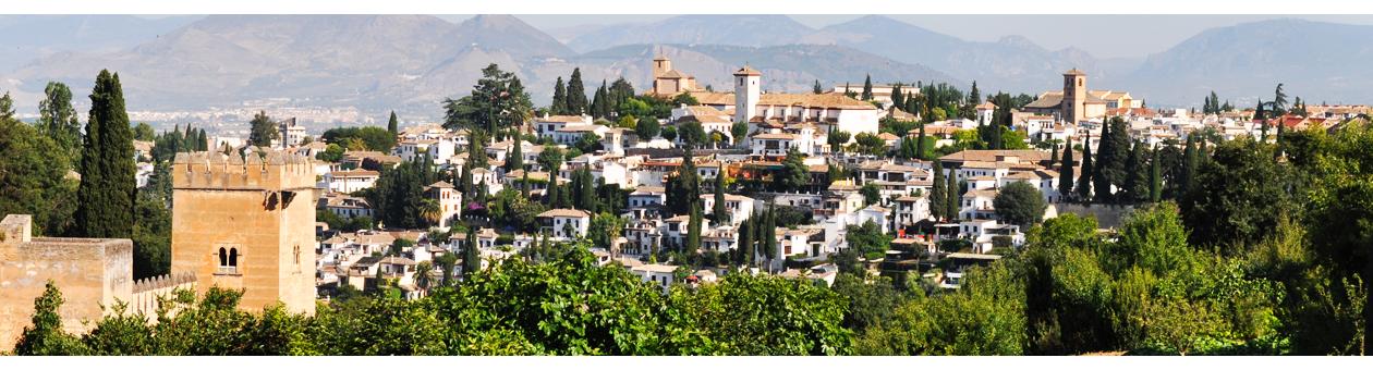 Виды на Альбайсин Гранада